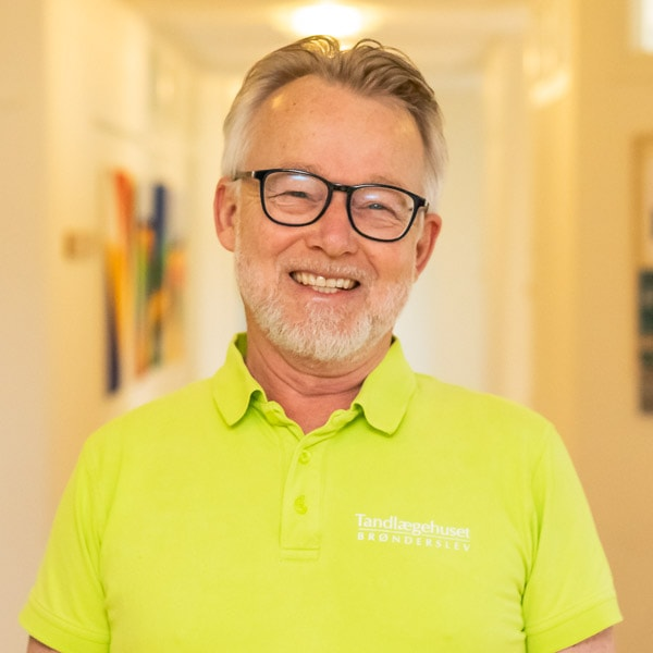 Tandlægehuset Brønderslev Steffen Rahbek