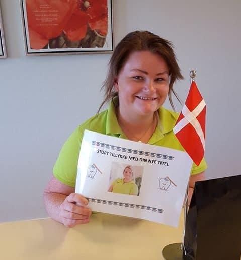 Tandlægehuset Brønderslev Mette Viborg