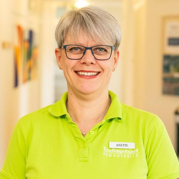 Tandlægehuset Brønderslev Anette Bengsten
